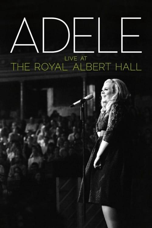 Adele: Live at the Royal Albert Hall