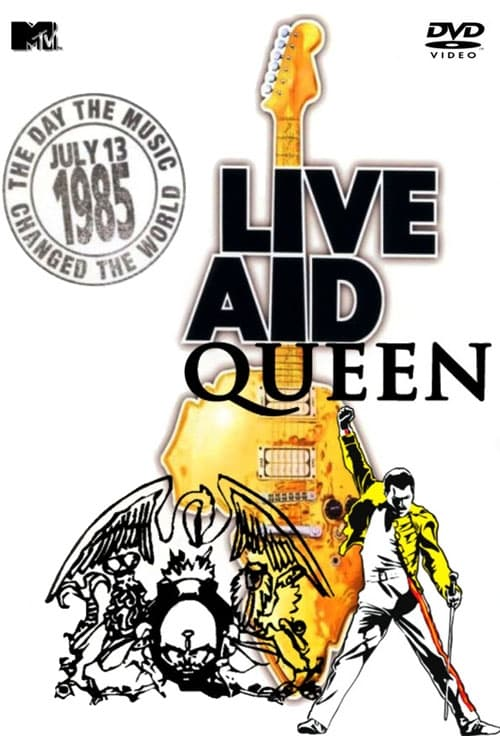 Queen: Live Aid
