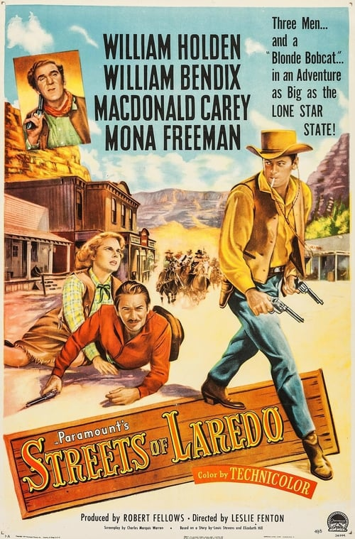 Watch Streets of Laredo Full Movie Download