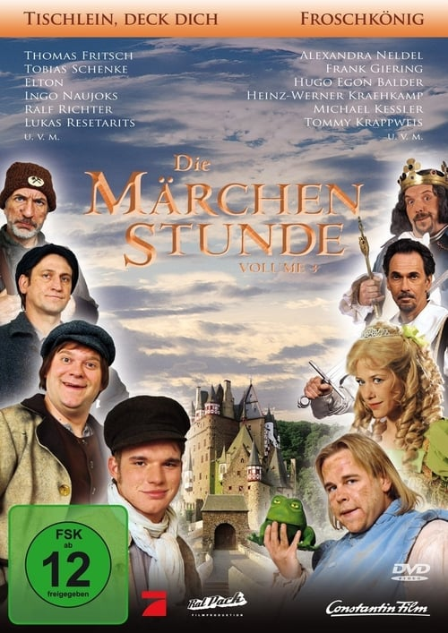 Watch Die ProSieben Märchenstunde Season 2 Full Movie Download