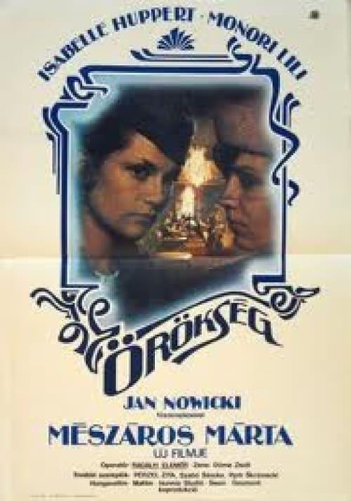Largescale poster for Örökség