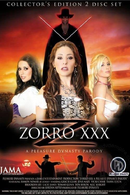 Zorro XXX: A Pleasure Dynasty Parody
