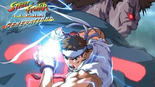 Street Fighter Alpha: Generations Poster