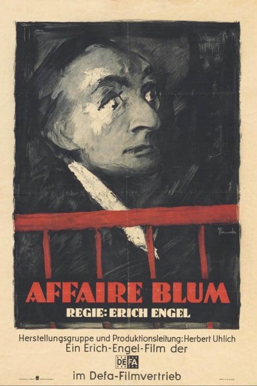 The Blum Affair