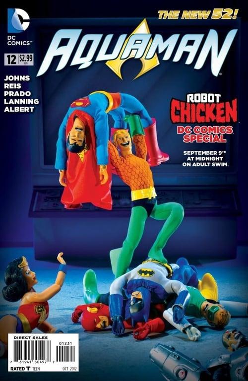 Robot Chicken DC Comics Special III: Magical Friendship
