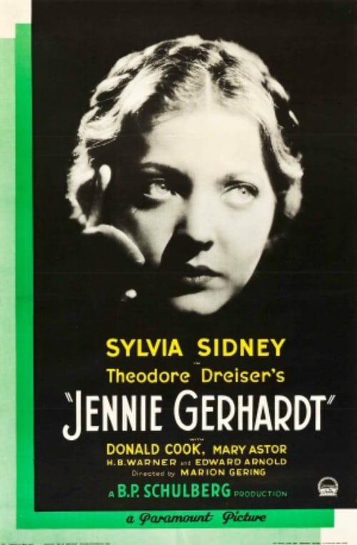Largescale poster for Jennie Gerhardt