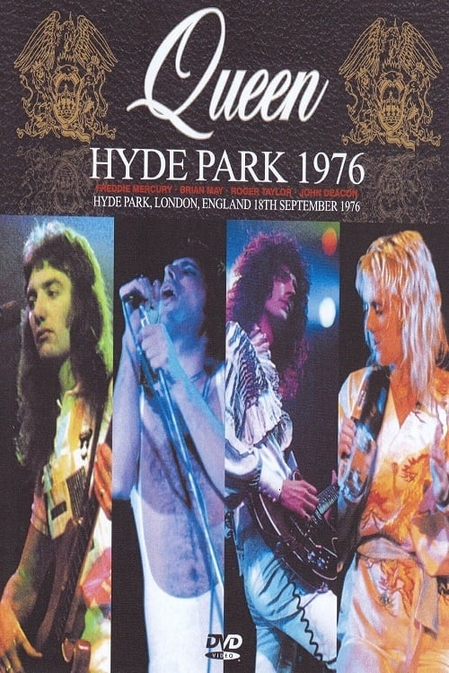 Queen: Live in Hyde Park, London