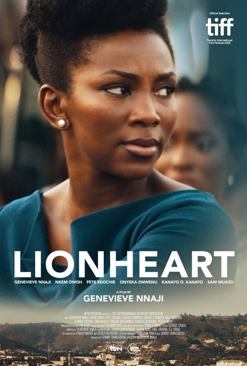 Box art for Lionheart