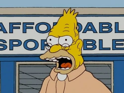Watch The Simpsons S18E15 in English Online Free | HD