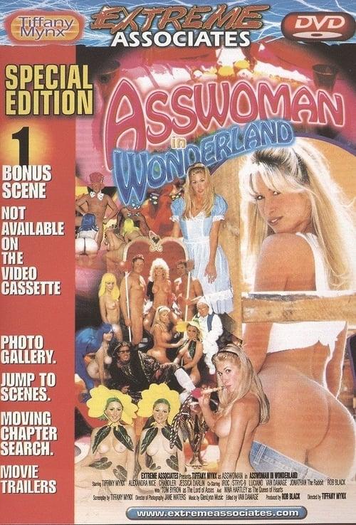 Asswoman in Wonderland