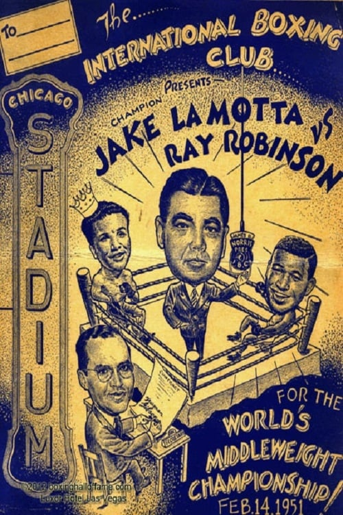 Jake LaMotta vs. Sugar Ray Robinson VI