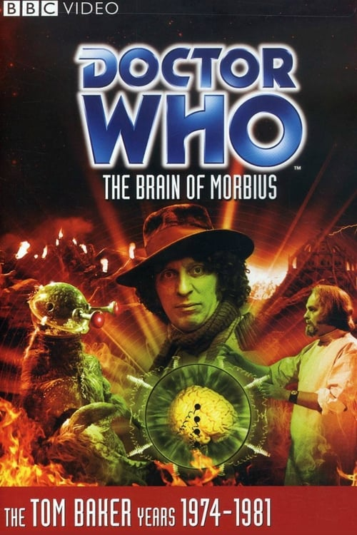Doctor Who: The Brain of Morbius poster