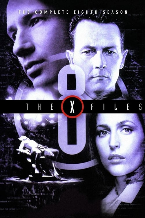 Watch The X-Files Season 8 in English Online Free