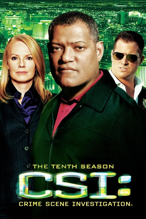 Watch CSI: Crime Scene Investigation Season 10 in English Online Free