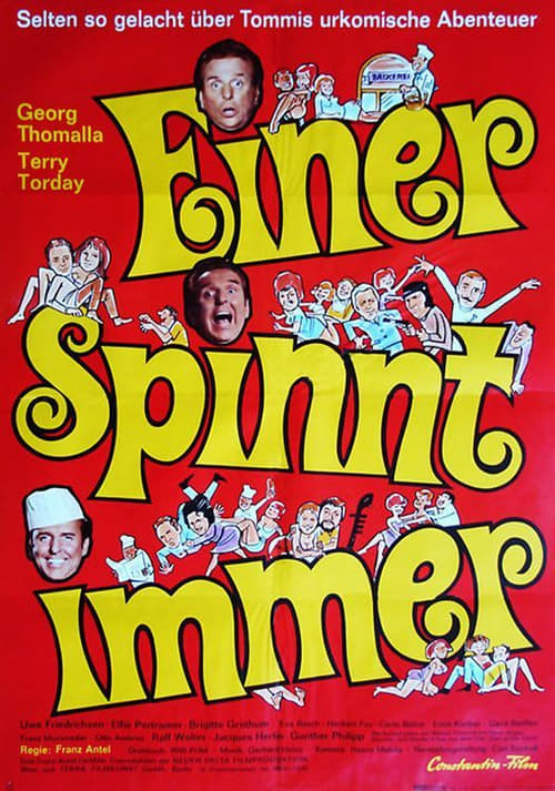 Watch Einer spinnt immer Full Movie Download