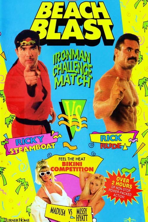 WCW Beach Blast 1992