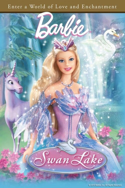 Barbie of Swan Lake poster