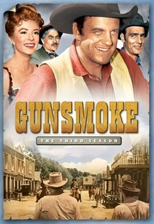 Watch Gunsmoke Season 3 in English Online Free