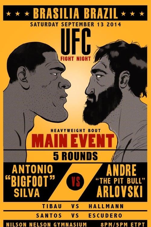 UFC Fight Night 51: Bigfoot vs. Arlovski