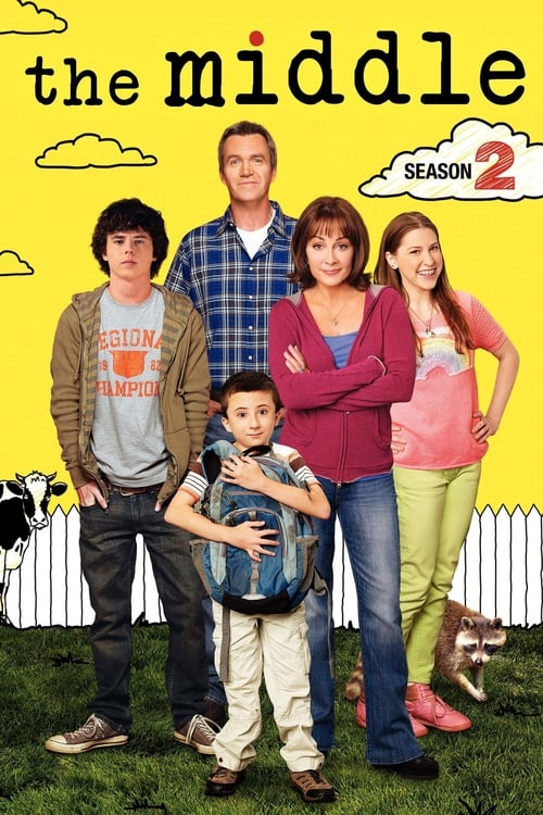 Watch The Middle Season 2 in English Online Free