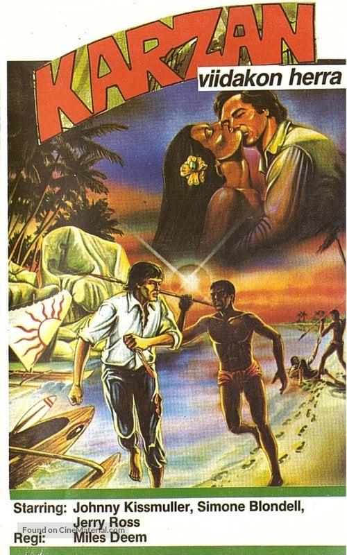 Karzan, Jungle Lord