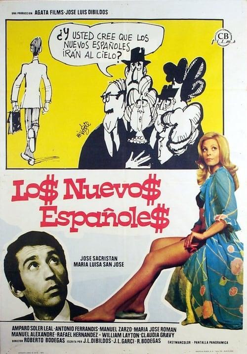Los nuevos españoles