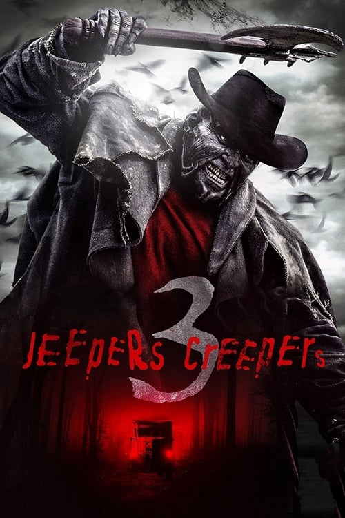 Jeepers Creepers 3 poster