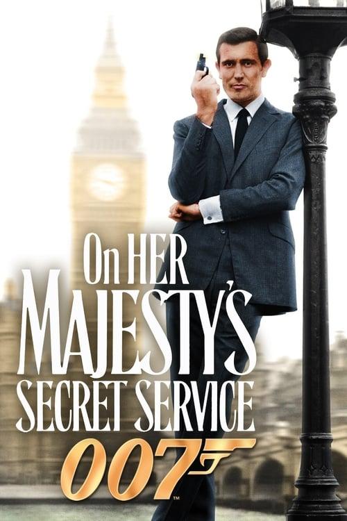 Regarder et télécharger On Her Majesty's Secret Service film complet en français gratuit
