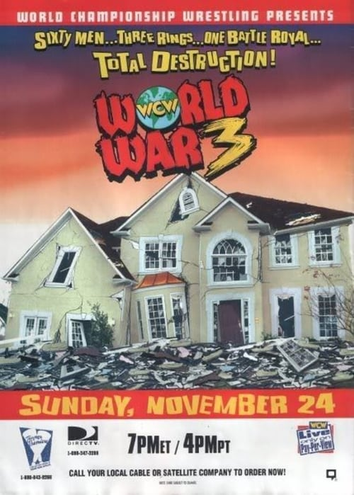 WCW World War 3 1996
