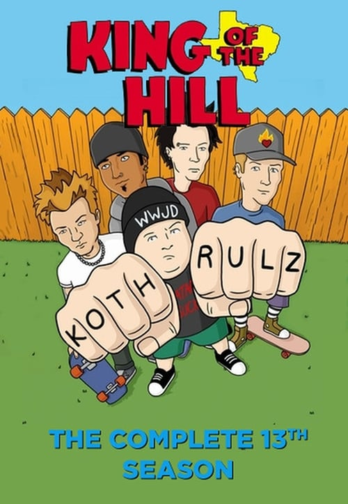 Watch King of the Hill Season 13 in English Online Free