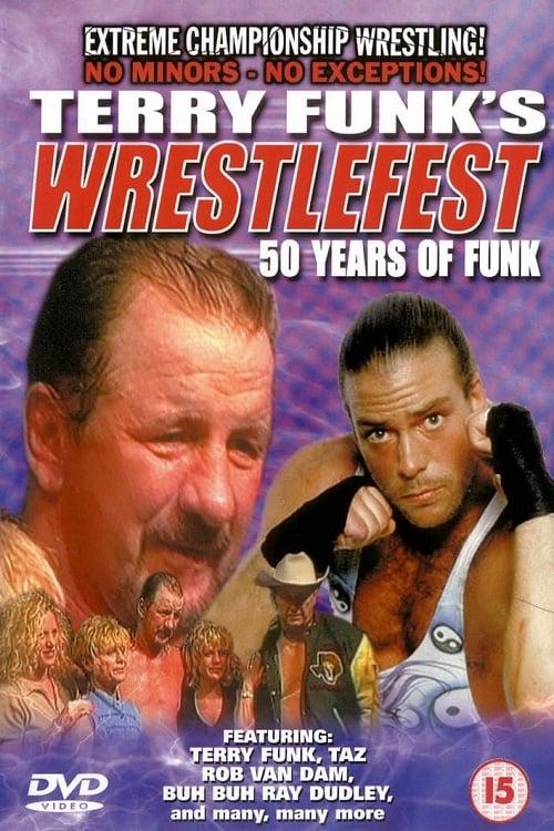 ECW WrestleFest: 50 Years of Funk