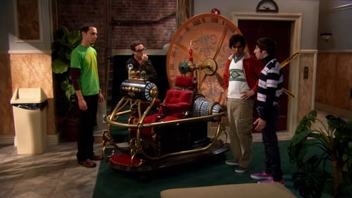 Watch The Big Bang Theory S1E14 in English Online Free | HD