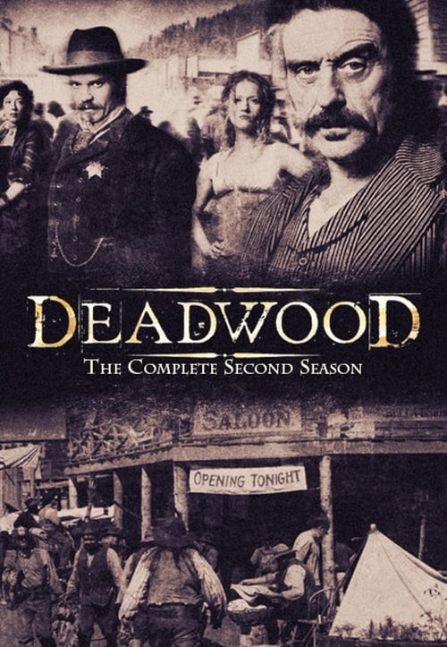 Watch Deadwood Season 2 in English Online Free