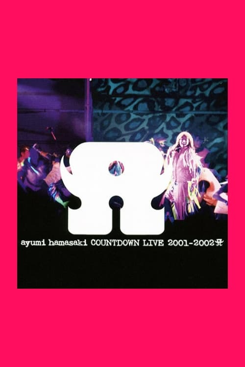 Ayumi Hamasaki Countdown Live 2001-2002 A