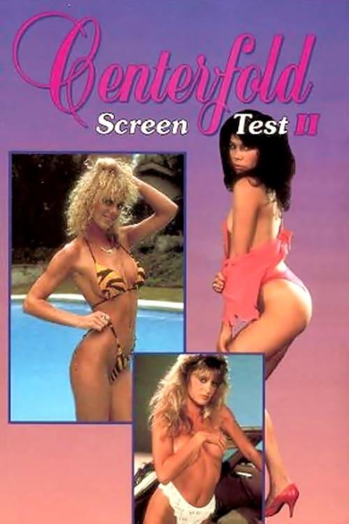 Centerfold Screen Test 2