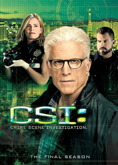 Watch CSI: Crime Scene Investigation Season 15 in English Online Free