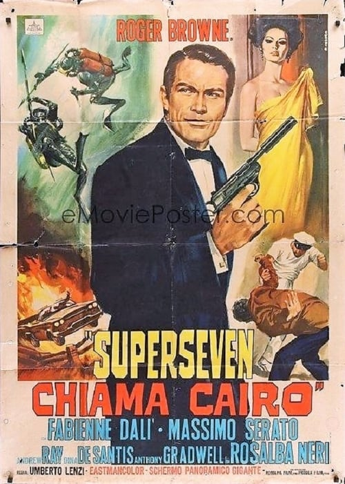 ©31-09-2019 SuperSeven Calling Cairo full movie streaming