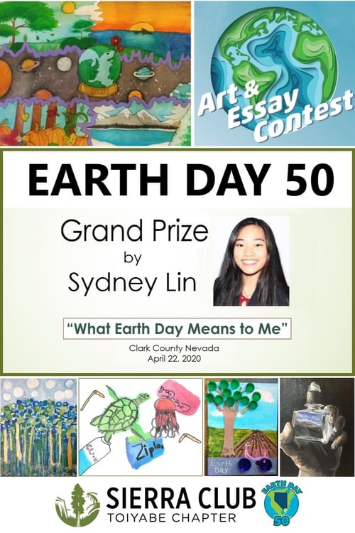 Earth Day 50 Grand Prize