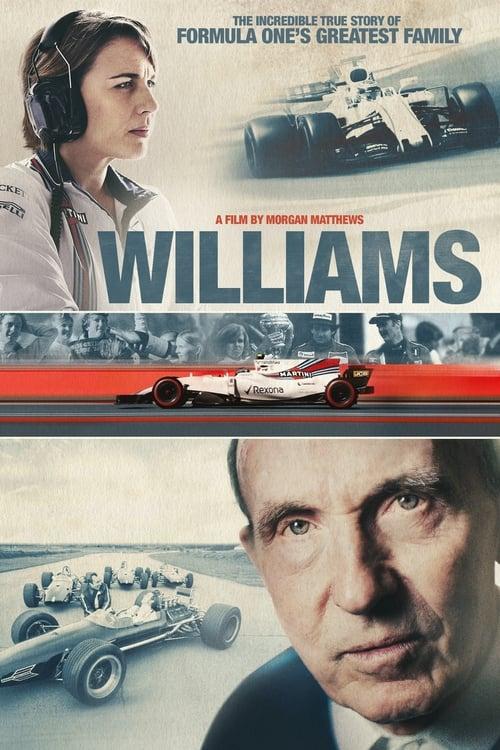 Box art for Williams
