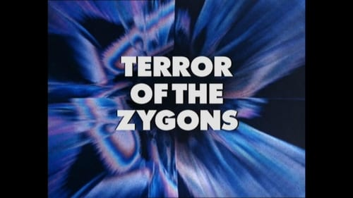 Doctor Who: Terror of the Zygons Poster