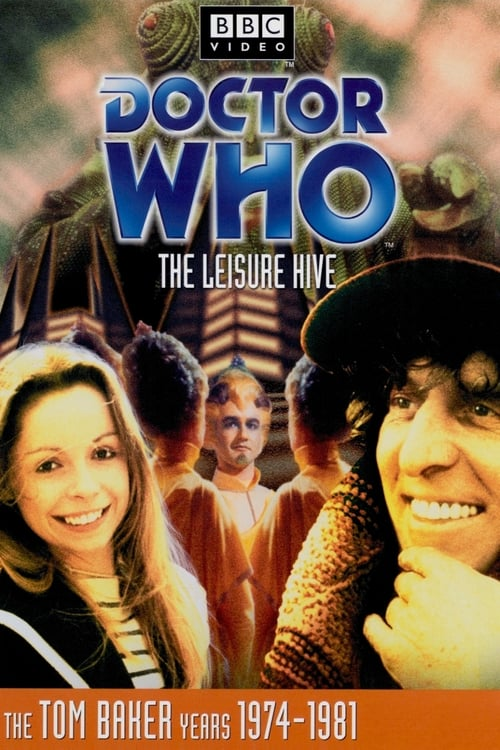 Doctor Who: The Leisure Hive poster