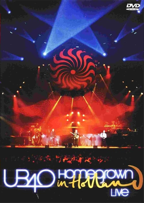UB40: Homegrown In Holland Live