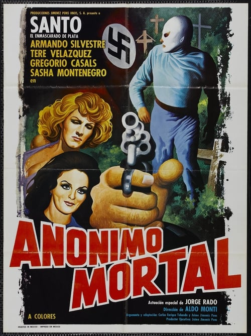 Santo in Anonymous Death Threat