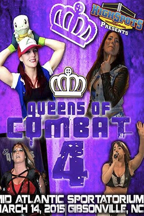 Queens Of Combat  QOC 4