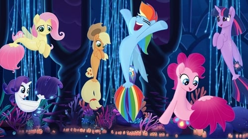 Watch My Little Pony: The Movie (2017) in English Online Free | 720p BrRip x264