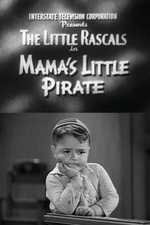 Mama's Little Pirate
