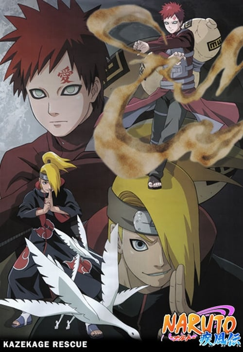 Watch Naruto Shippūden Season 1 in English Online Free