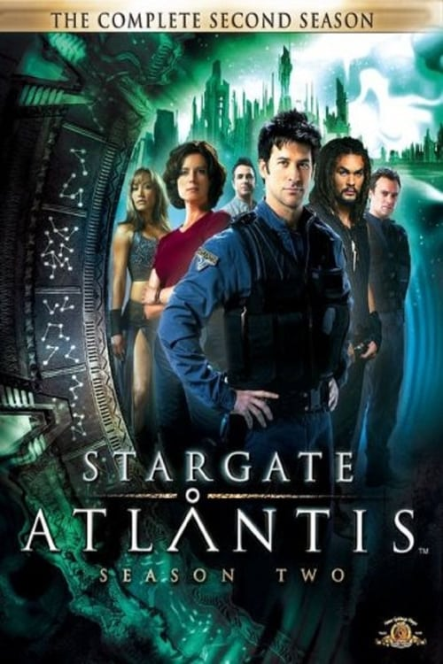 Watch Stargate Atlantis Season 2 in English Online Free