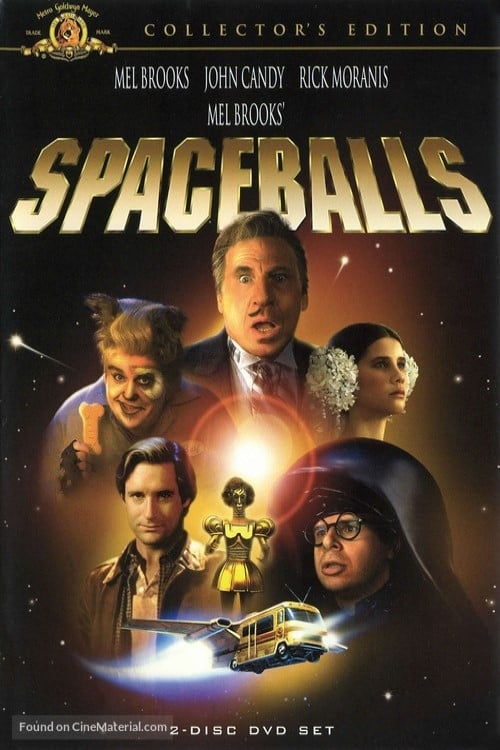 Spaceballs: In Conversation - Mel Brooks and Thomas Meehan