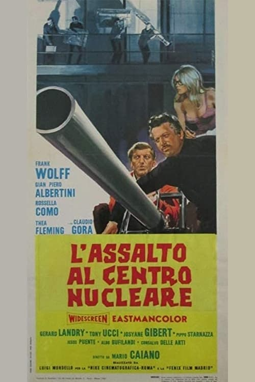 L'assalto al centro nucleare